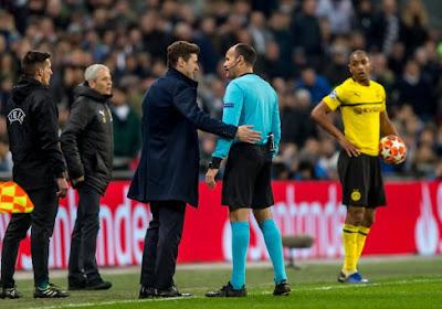 Mauricio Pochettino, le coach de Tottenham était ravi après le succès 3-0 des Spurs face au Borussia Dortmund