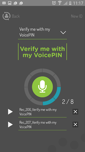 VoicePIN Collector
