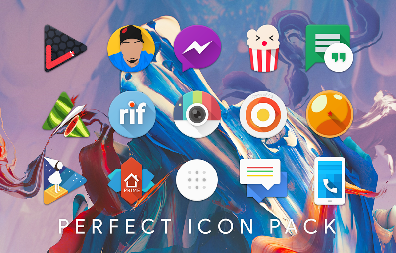 Perfect Icon Pack Screenshot 6