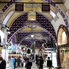 イスタンブールで歴史散策。グランドバザールに残るシルクロード交易の通過点「ズィンジルリ・ハン」