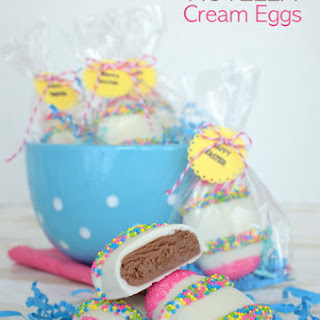 Nutella Cream Eggs