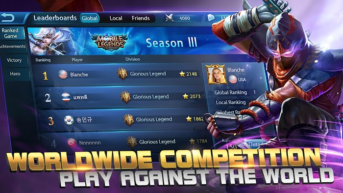 Mobile Legends: Bang bang MOD Apk
