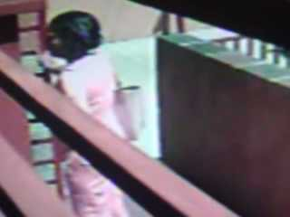 Video: If you see this woman or happen to know who she is, immediately call the L.AP.D. Harbor Division at (310)726-7900. She and her male accomplish who is shown towards the end of this video clip, have been scamming elderly Spanish-speaking women out of their savings for the past year or so in the Southbay region of Southern California, especially in the Cities of Wilmington and San Pedro. Please help put these two crooks behind bars where they belong. Thanks