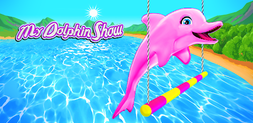 My Dolphin Show Mod updated all dress up items unlocked all skins- outfits unlocked