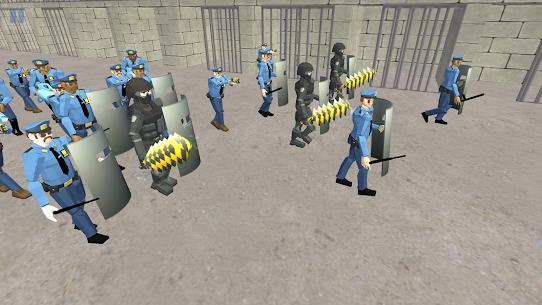 Battle Simulator: Prison & Police 10
