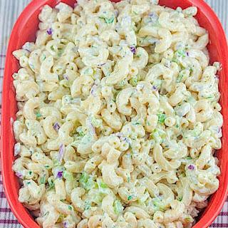 Easy Macaroni Salad.