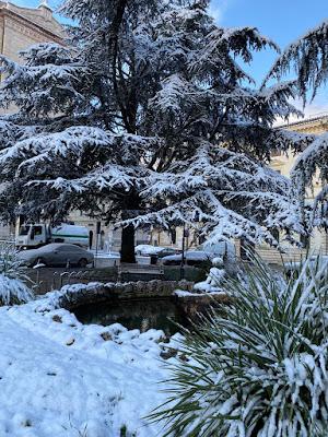nevicata... di Click-clack