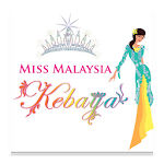 Miss Malaysia Kebaya 2013 Icon