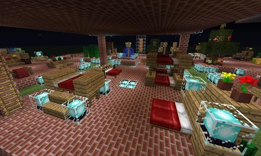 Furniture Mod for MCPE Alpha Screenshot