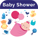 Baby Shower Invitation Card Maker icon