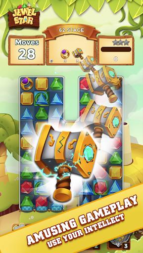Jewel Star: Jewel & Gem Match 3 Kingdom android2mod screenshots 4