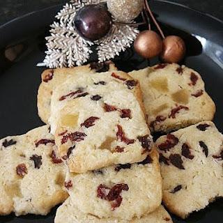 Ching's Tutti-Frutti Cookies