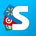 Cash Back & Rewards for Online Shopping: Shopkick icon