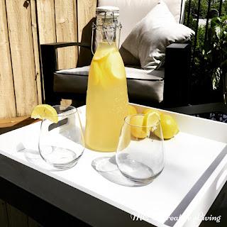 Home Made Lemonade.