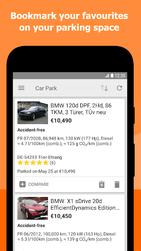 mobile.de u2013 Germanyu2018s largest car market  screenshots 5