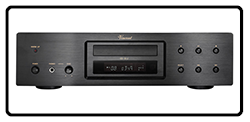 CD-S1.2, Hybrid HDCD-Player, from Vincent Audio in the UK