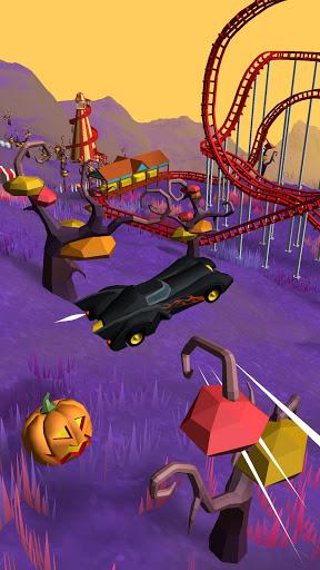 Crash Delivery! Destruction & smashing flying car! apktreat screenshots 1
