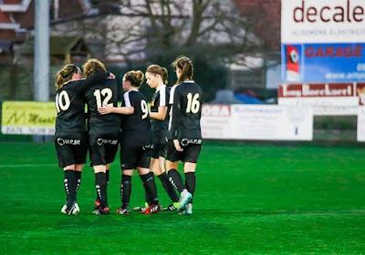 Kontich battu contre Anderlecht
