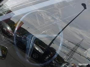 Photo: Ford Taunus Lenkrad