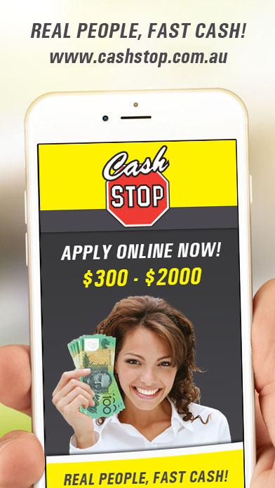 Cash Stop- screenshot
