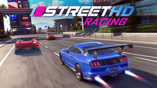 Street Racing HD apkmr screenshots 1