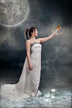 Photo: #photoshop #photomanipulation #godess #creative