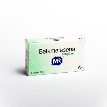 Betametasona MK 8mg/2ml