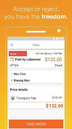 Lalamove Driver - Earn Extra Income - screenshot