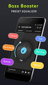 Music Equalizer & Bass Booster 1.3.7 (AdFree)