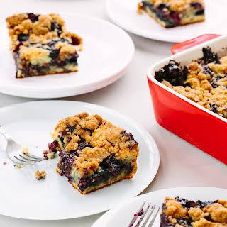 Blueberry Pancake Casserole.