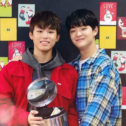treasure jihoon jeongwoo trash can gift @aegyodobby