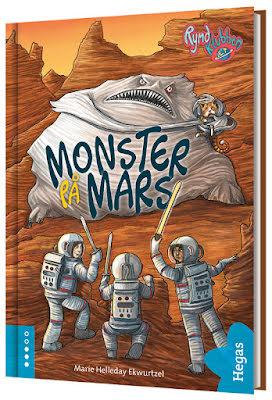 Rymd-klubben E.T. 2 - Monster på Mars