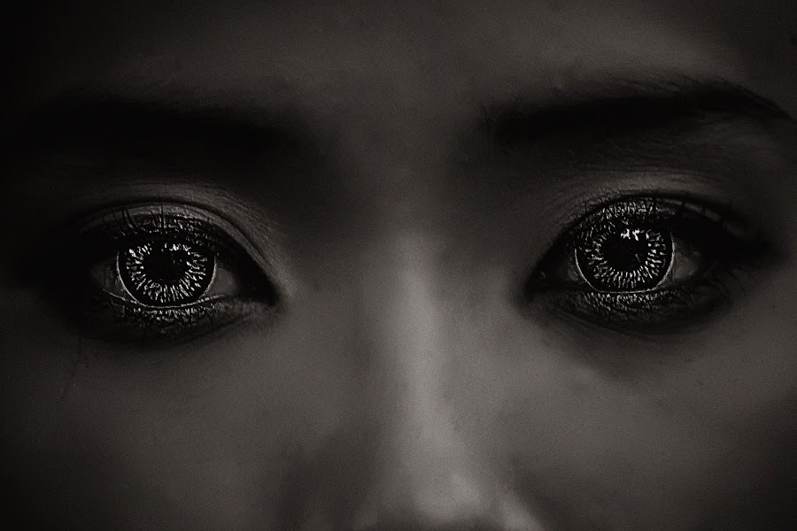 My Eyes by Red Ant - People Portraits of Women