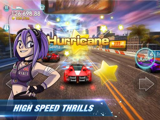 Viber Infinite Racer screenshot 12