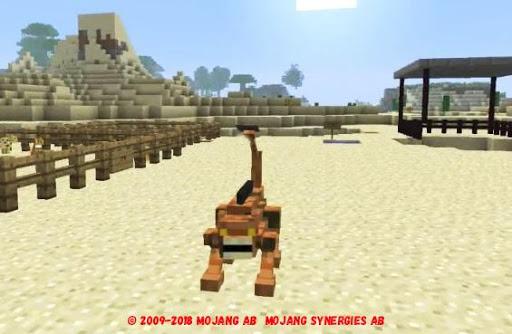 Advanced morph mod for Minecraft 2.3.6 screenshots 2