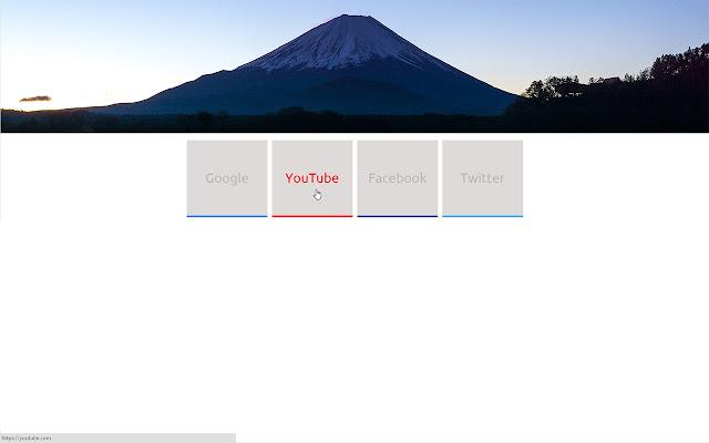 nice tab page