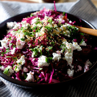 Chopped Cabbage Salad Recipes