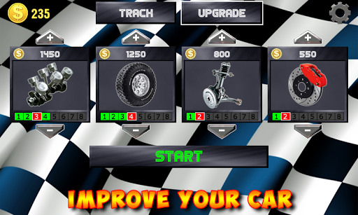 Racing stunts by car. Extreme racing. 3.6 screenshots 3