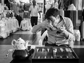 Photo: Teatime...  #street #streetphotography #shootthestreet #blackandwhite #blackandwhitephotography #bw #monochrome