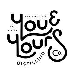 Logo for You And Yours Distilling Co.