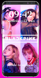 BlackPink Lock Screen & Wallpapers - náhled