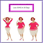 Diet to Lose 30 kg in 30 days2