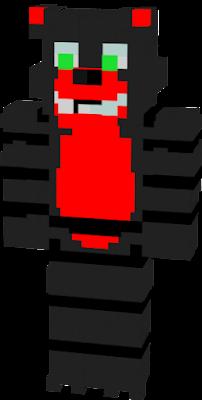 this is me version animatronic