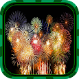2015 Fireworks Wallpaper icon