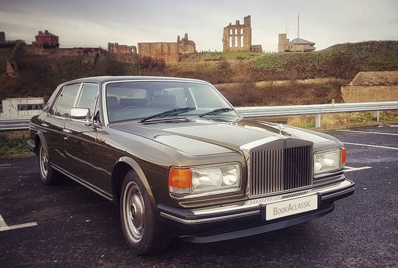 Rolls-Royce Silver Spur Hire North Shields