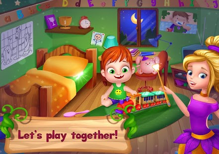 Tooth Fairy Princess: Cleaning Fantasy Adventure- screenshot thumbnail