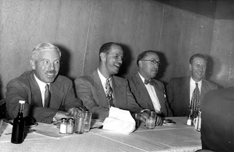 Photo: John Fox, Ed Schoenherr, John Ross, Bill Robinson
