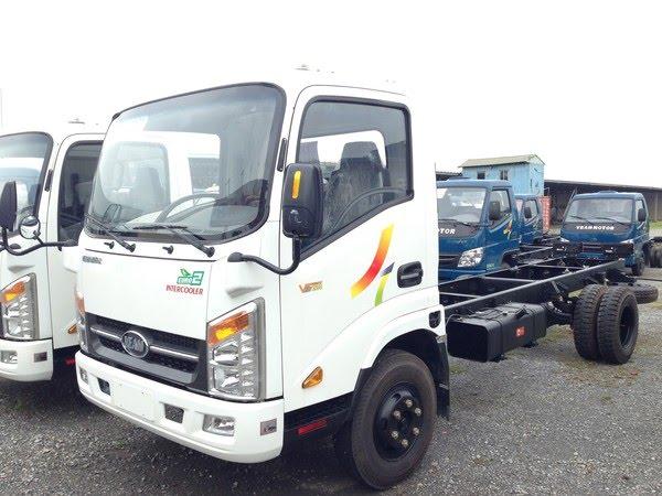 Bán xe tải veam 1t9/ 1t99/ 2t/ xe tải veam vt260/ 1t99, xe tải veam 1t9.