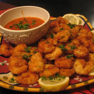 Shrimp With Spicy Chorizo Sauce