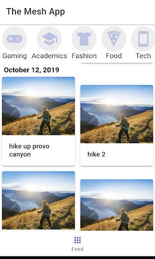 The Mesh App screenshot 2